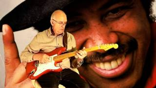 Spanish Harlem Ben E. King - Instrumental cover by Dave Monk.mp3