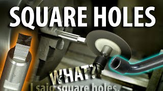 Square Holes!