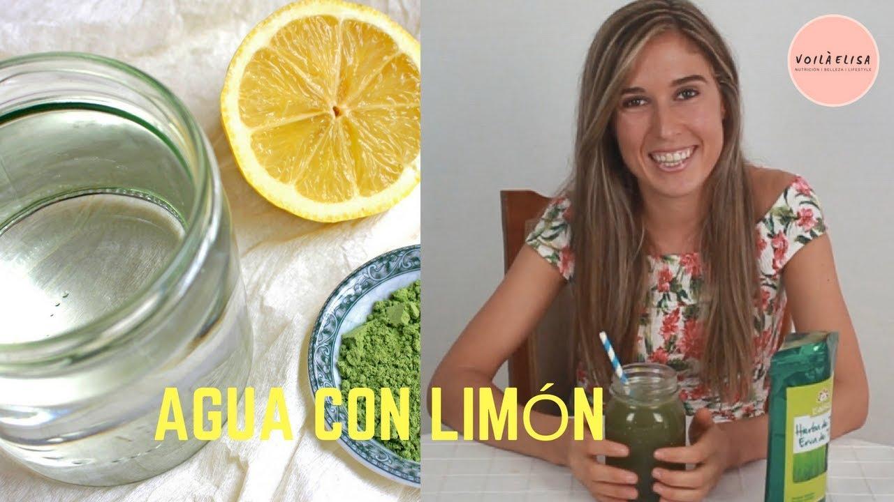 propiedades de tomar limon en ayunas