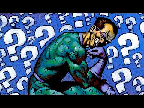 Top 5 Best Riddler Stories