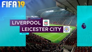Download Video FIFA 19 - Liverpool vs. Leicester City @ Anfield MP3 3GP MP4
