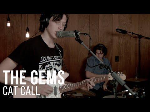 The Gems - Cat Call - Live at The Recordium