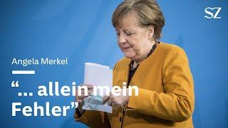 Merkel widerruft Osterruhe: