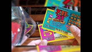 Poor Guy Scratchers Debut Video w/ a Win! New York State Lottery