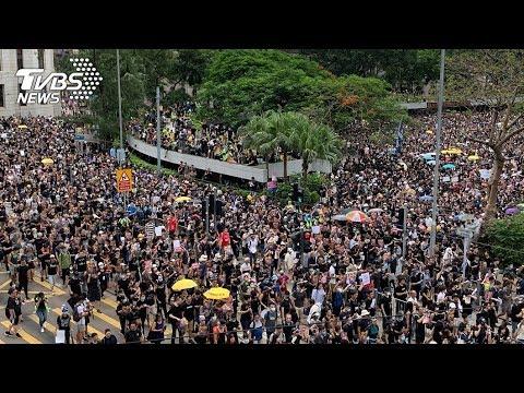 【回應香港問題 港澳辦首次針對香港事務召開記者會LIVE】