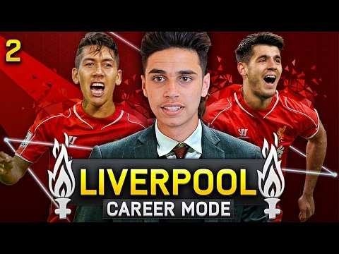 FIFA 15 Career Mode - SO MANY NEW SIGNINGS! PLAYING SOUTHAMPTON! - Liverpool Episode 2