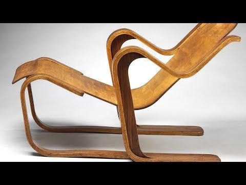 Marcel Breuer's Short Chair