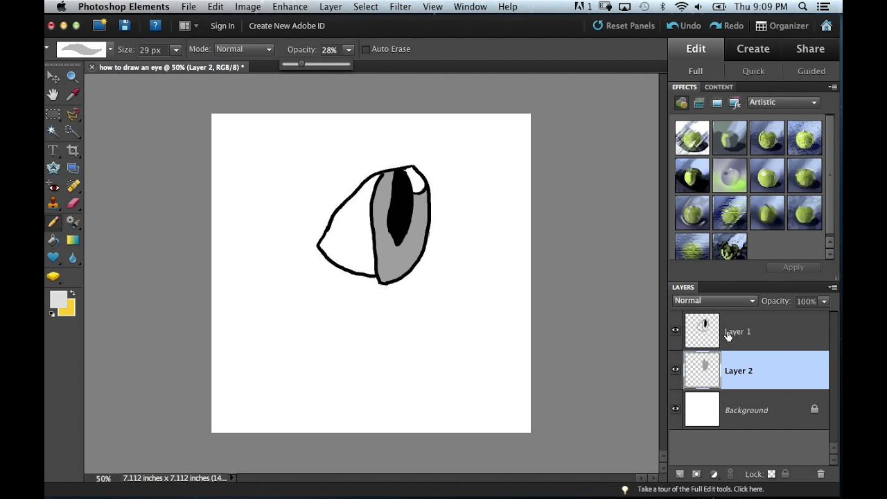 How To Draw An Anime Cat Eye