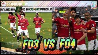 Fifa Online 3 VS Fifa Online 4!!!