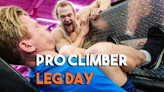 We Destroy Pro Climber's TINY LEGS!