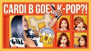 Download Cardi B x TWICE - Bodak Yellow x TT (mashup) MP3 song and Music Video