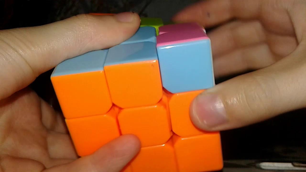 Как разобрать кубик рубика 3х3 схема фото 776
