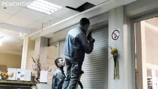видео ремонт рольставен