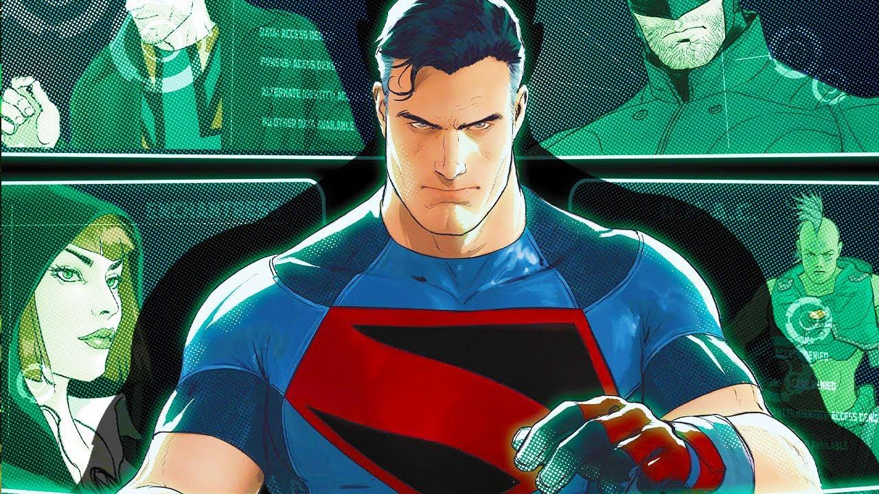 Top 10 Most Powerful Futuristic Superheroes | Marathon