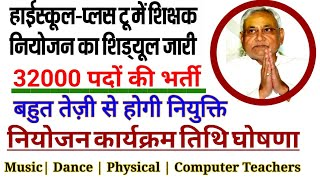 Bihar Teacher Vacancy 2019 | Recruitment | Bihar primary teacher bharti | Notification |Latest news