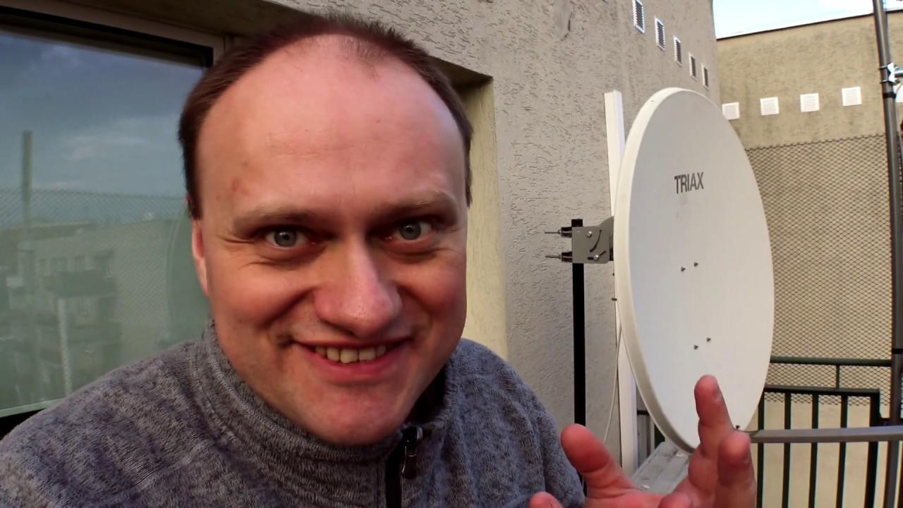 Jak ustawić antenę satelitarną oraz jak działa telewizja satelitarna? - Inżynieriada #095