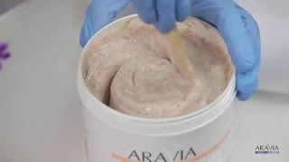 Антицеллюлитный массаж, обертывания для похудения, коррекция целлюлита с косметикой ARAVIA Organic