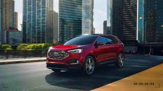 2019 Ford Edge - Smart new look. Smart new features