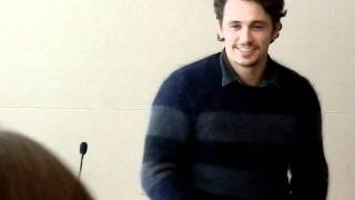 TIFF11 - James Franco - Buying a 13-yr old fan