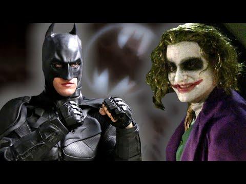 BATMAN vs JOKER - YouTube