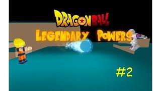 Roblox Dragon Ball Legendary Powers #2|KAIOKEN-HAA!!!