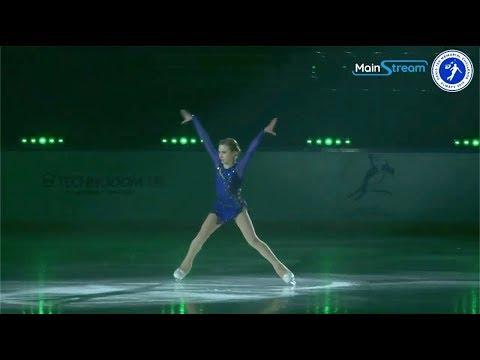 Дарья Усачева / Daria Usacheva - EX - Denis Ten Memorial Challenge - October 12, 2019
