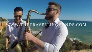 Lovely Day by Bill Withers Acoustic Cover by The Travelling Hands