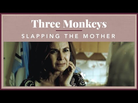 Three Monkeys - Slapping The Mother