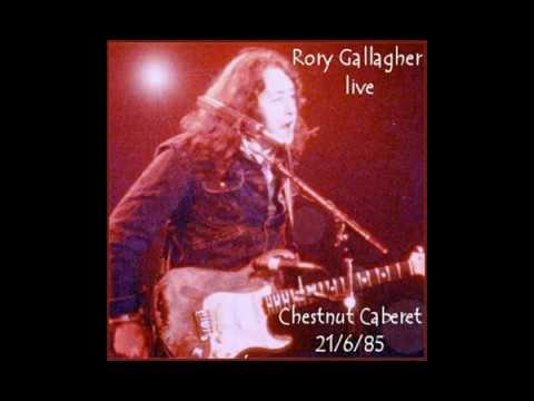 Rory Gallagher   Chestnut Cabaret, Philadelphia, PA 21st June 1985