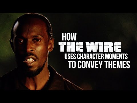 How The Wire Uses Character Moments to Convey Its Themes