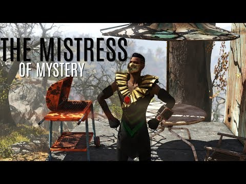 HOW TO JOIN THE ORDER OF MYSTERIES - The Secret Society - Fallout 76