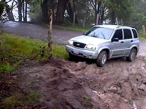 Suzuki Grand Vitara Chevrolet 4x4