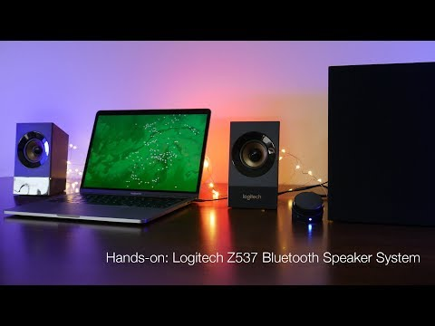 saturn logitech z537 bluetooth 2 1 kabelloses. Black Bedroom Furniture Sets. Home Design Ideas
