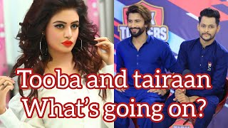 Tooba and Tairaan spilled the tea | Behind The Scene | KRP Vlog#04 ~ Salman Noman