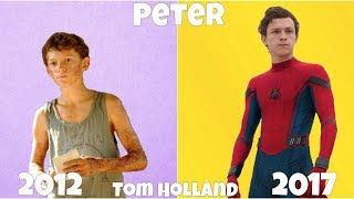 Spider-Man: Homecoming actors, Before and After they were famous
