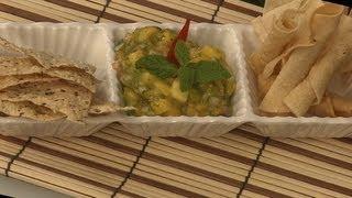 Summer Salsa - Mango Dipping - By Vahchef @ Vahrehvah.com