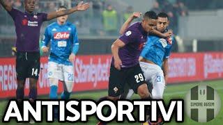 Tifosi del Napoli attaccano la Fiorentina. Una minoranza?     Speciale Avsim