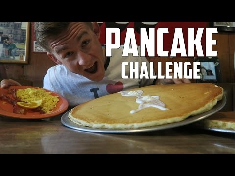 """The MAC DADDY PANCAKE CHALLENGE 