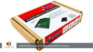 ztc sky 2 5 enclosure m 2 ngff ssd to sata iii board adapter multi size fit with high speed