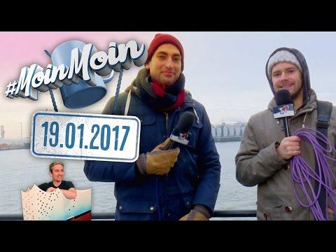 #MoinMoin mit Gunnar & Gino | Unterwegs in der Elbphilharmonie in Hamburg & Musicals | 19.01.2017