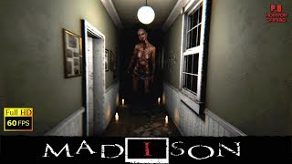 MADiSON |Full DEMO Playthrough| Gameplay Walkthrough No Commentary 1080P / 60FPS