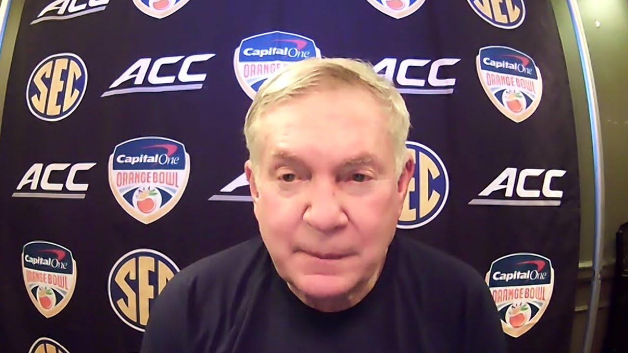 Video: Mack Brown Post-Orange Bowl Press Conference