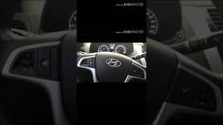 Hyundai Accent 1.4, 2012, загорелся чек, плавают обороты, троит, потеря мощности