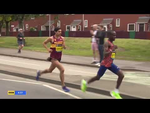 Simplyhealth Great Manchester Run 2019 | Elite Race Highlights