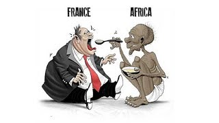 France Extorts 14 African Nations With Colonial Tax Worth $500B A Year | LIVE