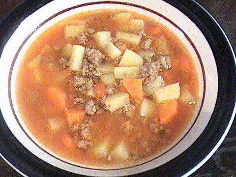 Picadillo Mexicano Recipe Como preperar picadillo de res. - youtube