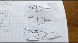 electronica digital compuertas logicas que son? como funcionan? parte 1 la electronica digital