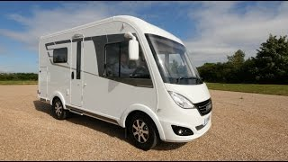 The Practical Motorhome Hymer B-Class DynamicLine 444 review