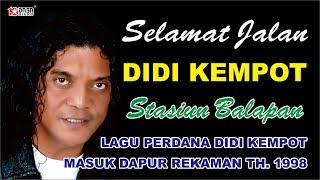 Video Stasiun Balapan - Didi Kempot download MP3, 3GP, MP4, WEBM, AVI, FLV Desember 2017