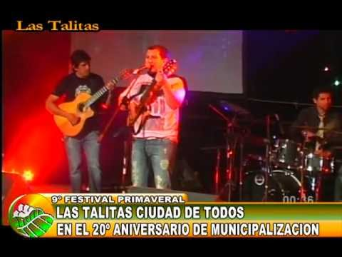 9 FESTIVAL PRIMAVERAL LAS TALITAS CIUDAD DE TODOS